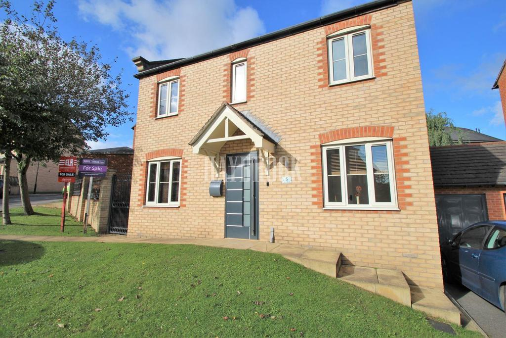 4 Bedrooms Detached House for sale in Park Crescent, Bolton upon Dearne