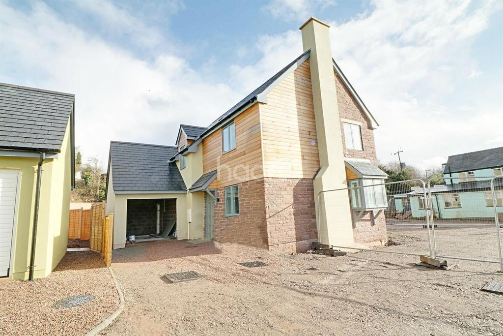 4 Bedrooms Detached House for sale in Plot 5 Studland, Welsh Newton, Herefordshire