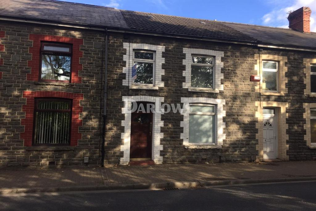 4 Bedrooms Terraced House for sale in Cardiff Road, Treforest