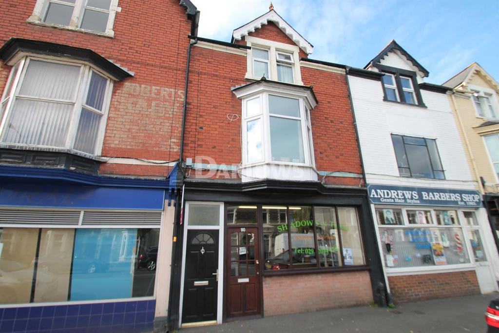 3 Bedrooms Flat for sale in Clare Road, Grangetown
