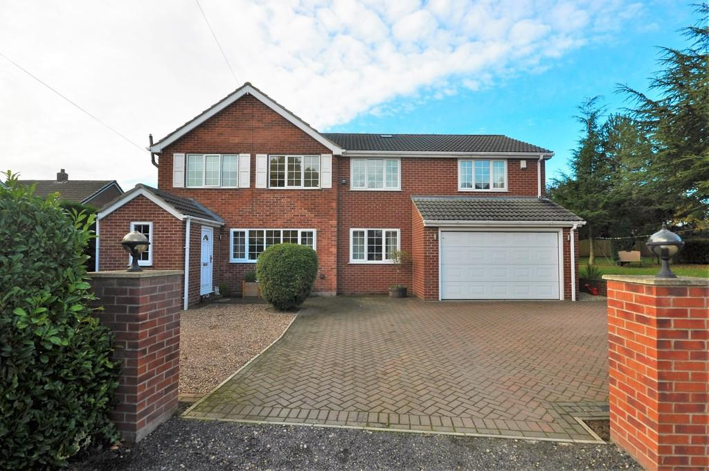 5 Bedrooms Detached House for sale in Pinfold Lane, Pollington
