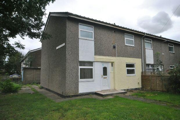 3 Bedrooms End Of Terrace House for sale in Lydford Road, IMMINGHAM