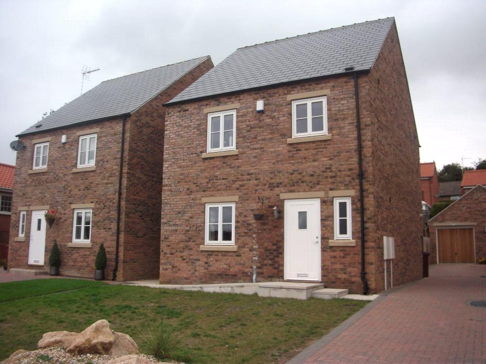 4 Bedrooms Detached House for sale in Old Green Close, Whitwell, Notts, S80
