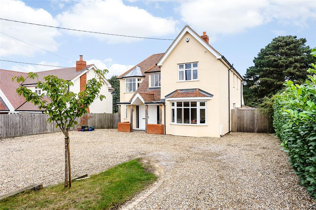 4 Bedrooms Detached House for sale in Bucklesham Road, Ipswich, Suffolk