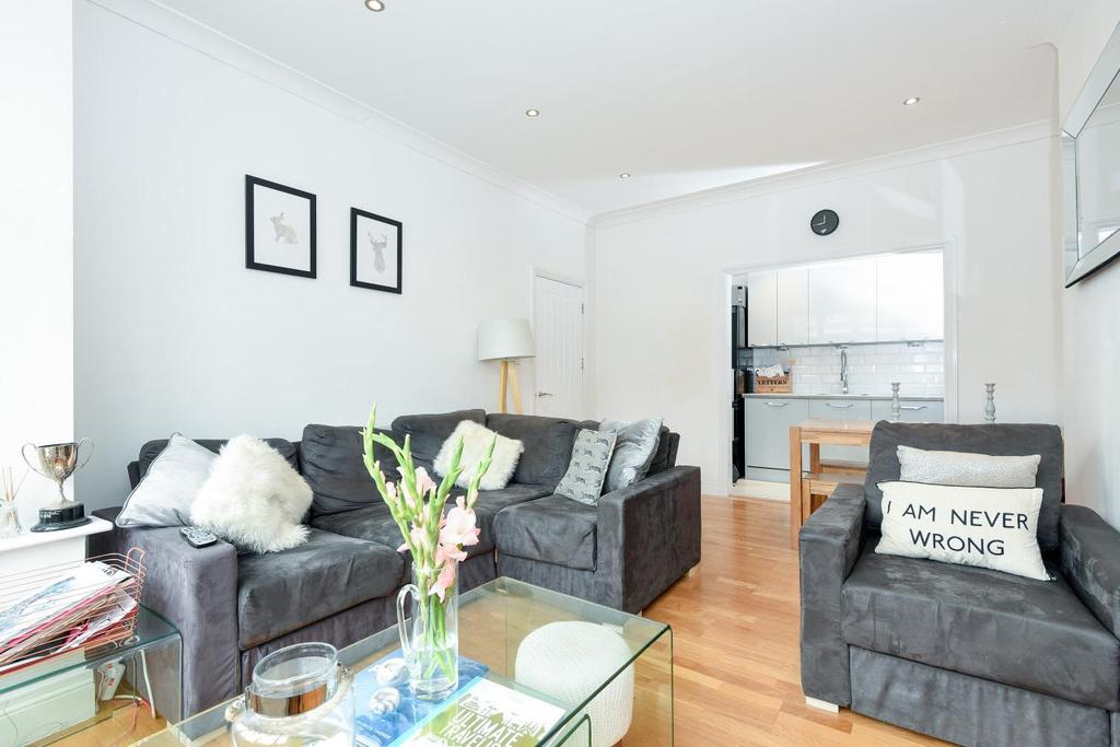 2 Bedrooms Flat for sale in Trinity Road, Wandsworth Common, SW17
