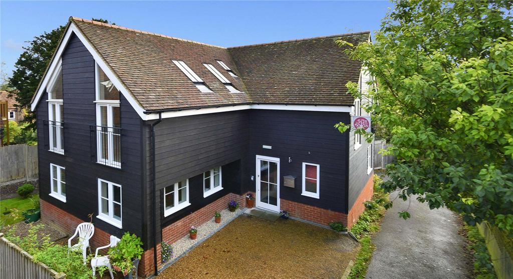 3 Bedrooms Detached House for sale in Old Road, Elham, Canterbury, Kent, CT4
