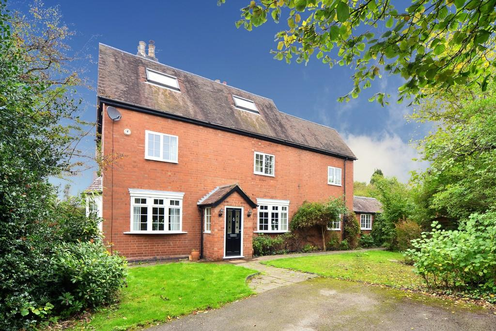 3 Bedrooms Semi Detached House for sale in Windy Arbour, Kenilworth