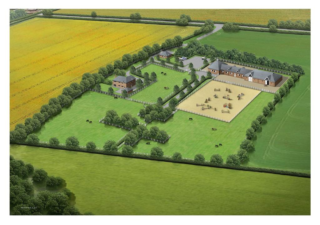 4 Bedrooms Plot Commercial for sale in Lymm Equestrian Centre, Off Reddish Lane, Lymm, Cheshire, WA13