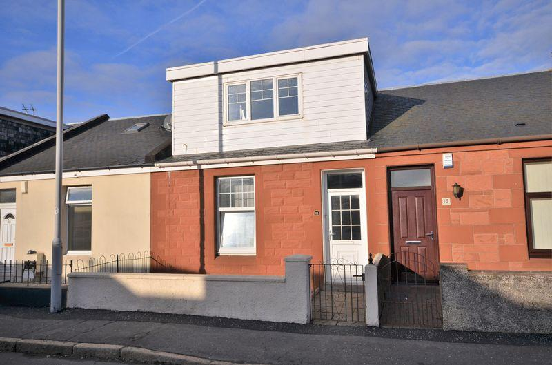 3 Bedrooms Cottage House for sale in 13 Goschen Terrace, Ayr, KA8 9HJ