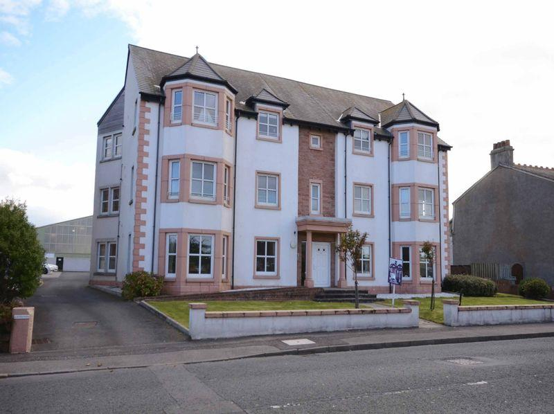 2 Bedrooms Mews House for sale in 41L Ayr Road, Prestwick,KA9 1SY
