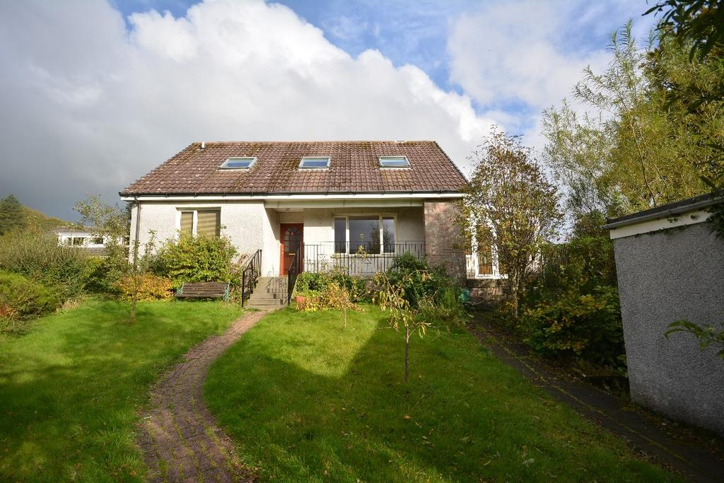 4 Bedrooms Detached House for sale in Kirkhill, Pool of Muckhart, Stirling, FK14 7JQ