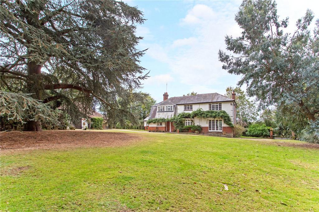 5 Bedrooms Mews House for sale in Ongar Road, Stondon Massey, Brentwood, Essex, CM15