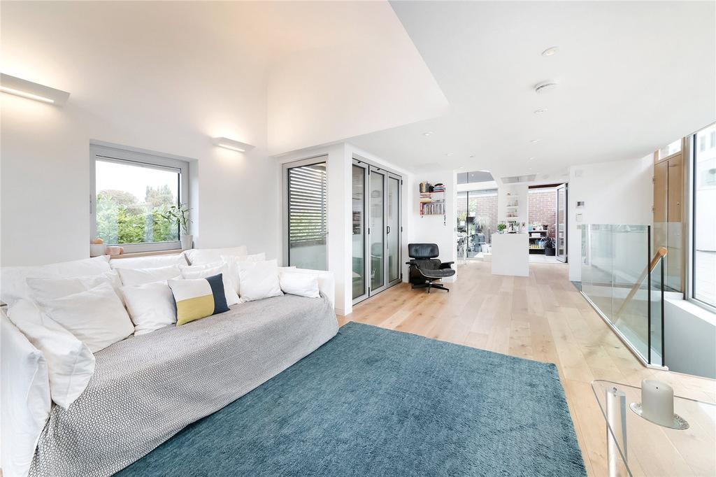 3 Bedrooms Detached House for sale in Princess Louise Walk, North Kensington, London, W10