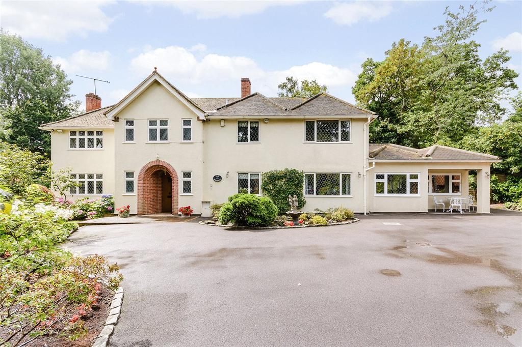 5 Bedrooms Detached House for sale in St. Leonards Hill, Windsor, Berkshire, SL4
