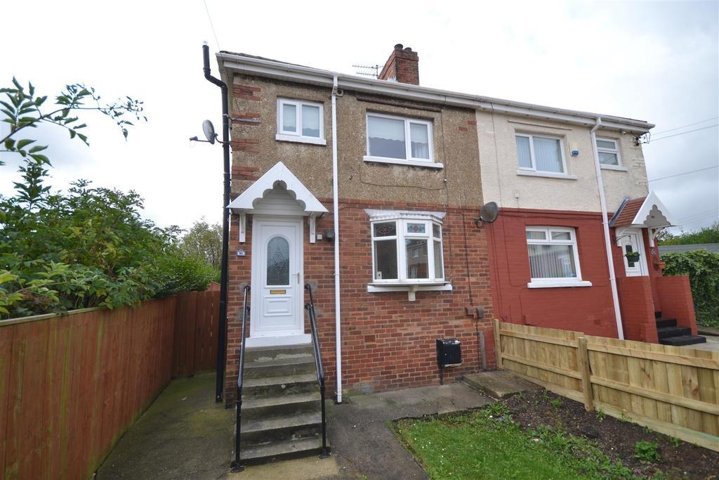 3 Bedrooms Semi Detached House for sale in Attlee Grove, Hollycarrside, Sunderland