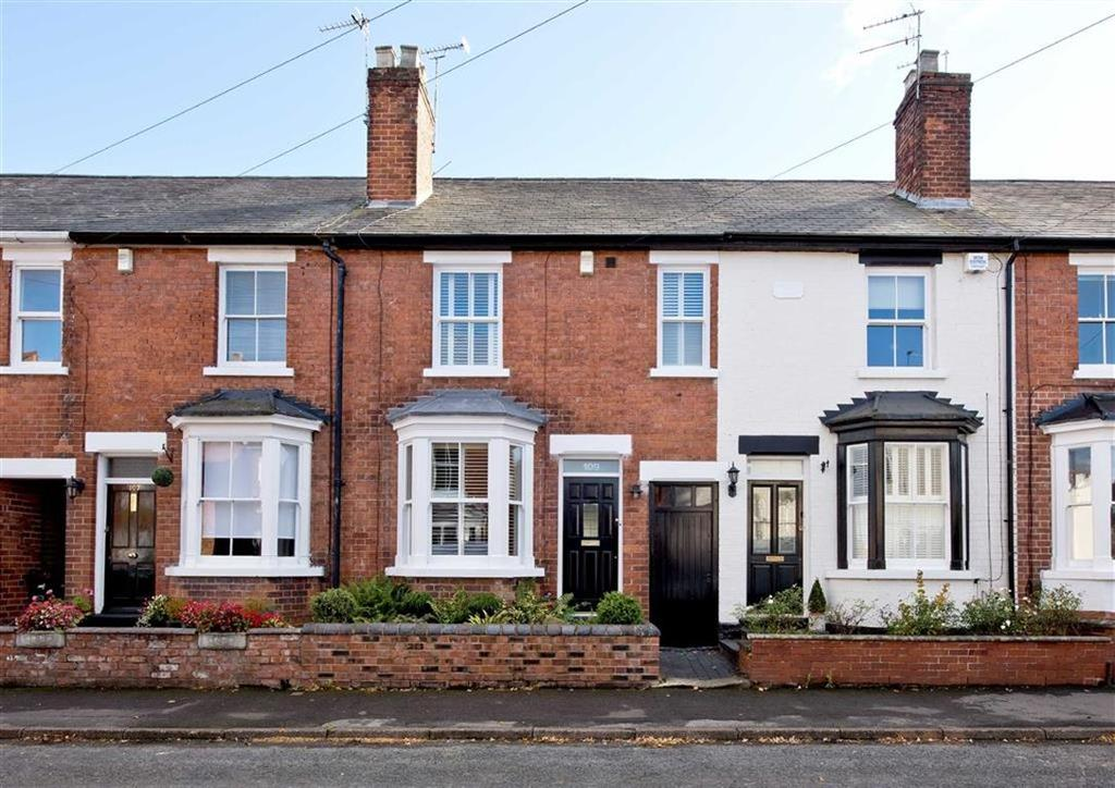 2 Bedrooms Terraced House for sale in 109, Limes Road, Tettenhall, Wolverhampton, West Midlands, WV6