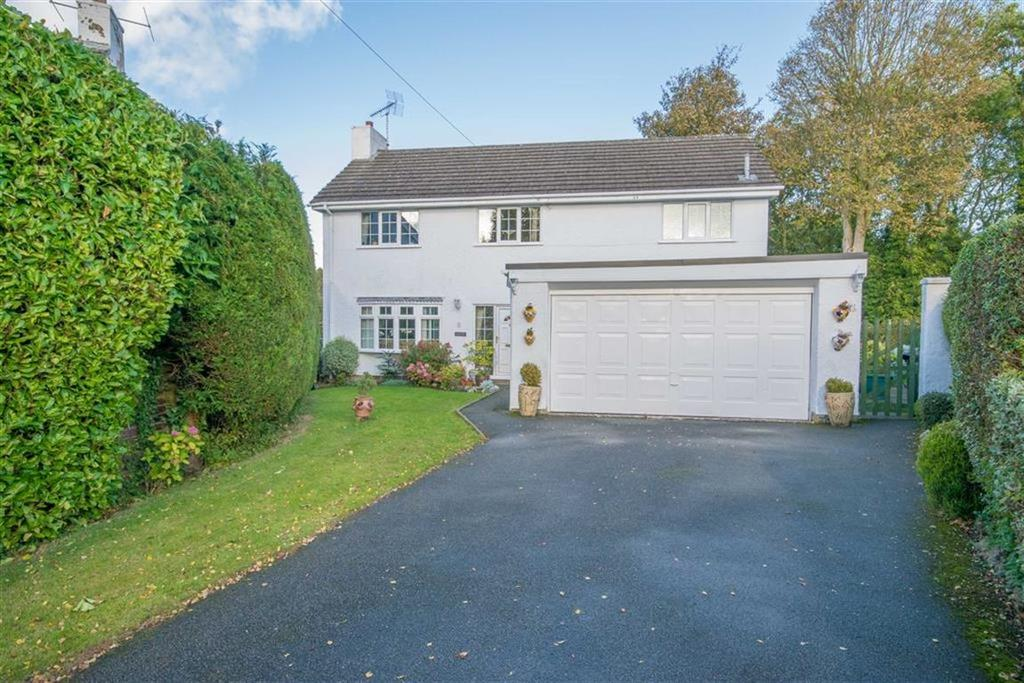 4 Bedrooms Detached House for sale in Cae'r Gog, Pantymwyn, Mold