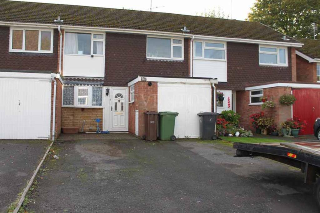 3 Bedrooms Terraced House for sale in Broadway, Finchfield, Wolverhampton