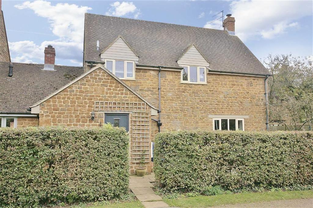 3 Bedrooms Link Detached House for sale in Bourne Lane, Hook Norton
