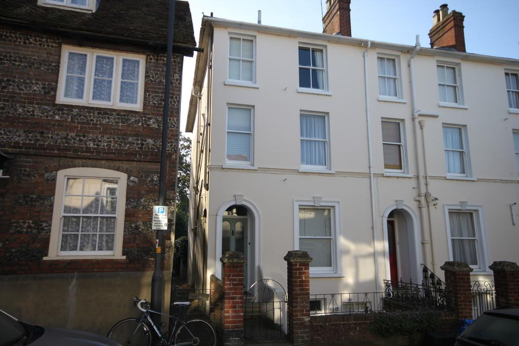 4 Bedrooms Town House for sale in ST ANN STREET, SALISBURY, WILTSHIRE