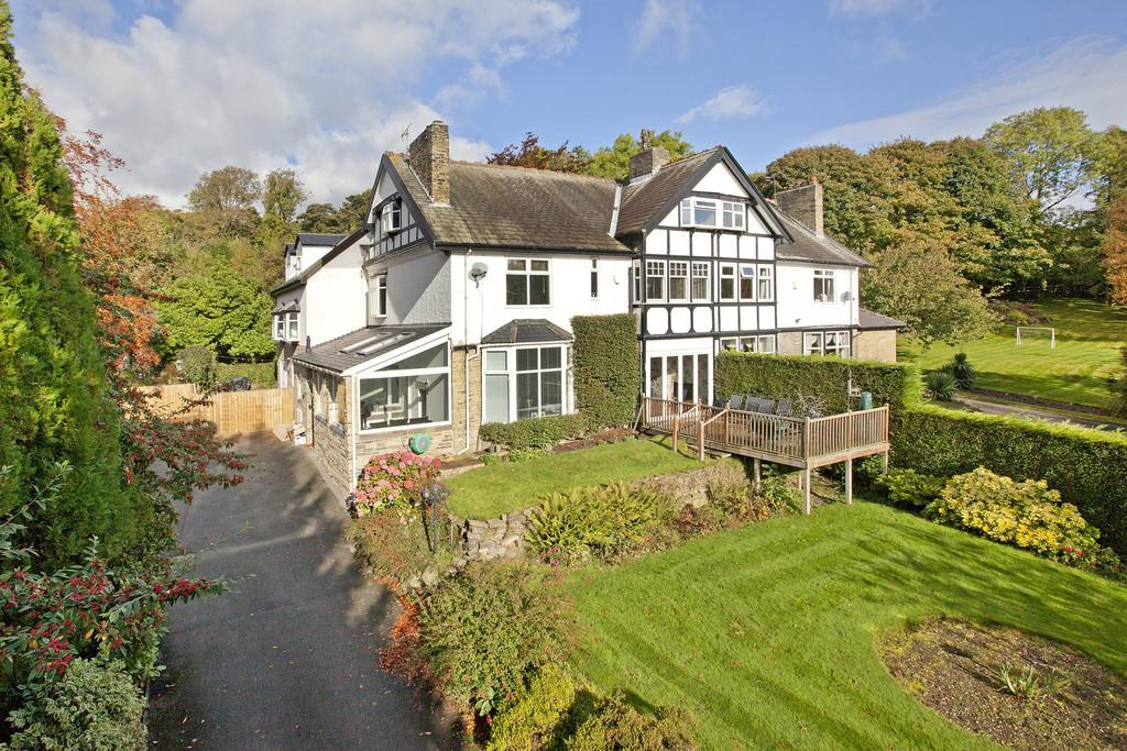8 Bedrooms Semi Detached House for sale in Hollins Hill, Baildon
