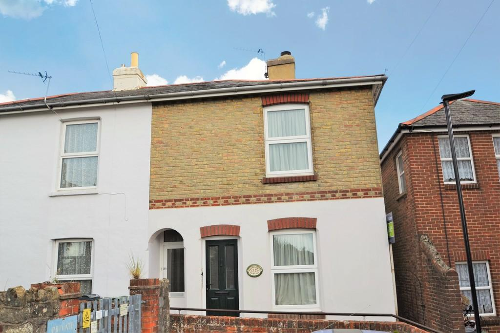 2 Bedrooms Cottage House for sale in Bedworth Place, Ryde