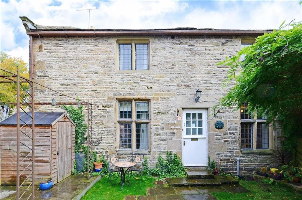 3 Bedrooms Cottage House for sale in Corner Cottage, 8 The Oakes, Oakes Park, Norton, Sheffield, S8