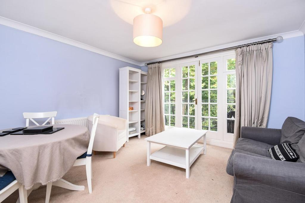 2 Bedrooms Flat for sale in Milton Park, Highgate