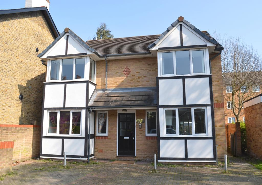 1 Bedroom Flat for sale in Barforth Road Nunhead SE15