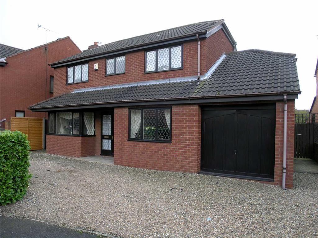 4 Bedrooms Detached House for sale in Gemsbok Way, Summergroves Way, Hull