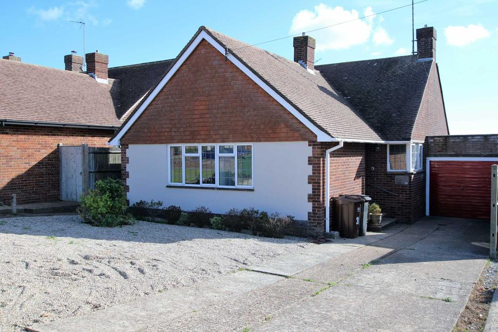 3 Bedrooms Detached Bungalow for sale in Friston Avenue, Eastbourne, BN22 0EL