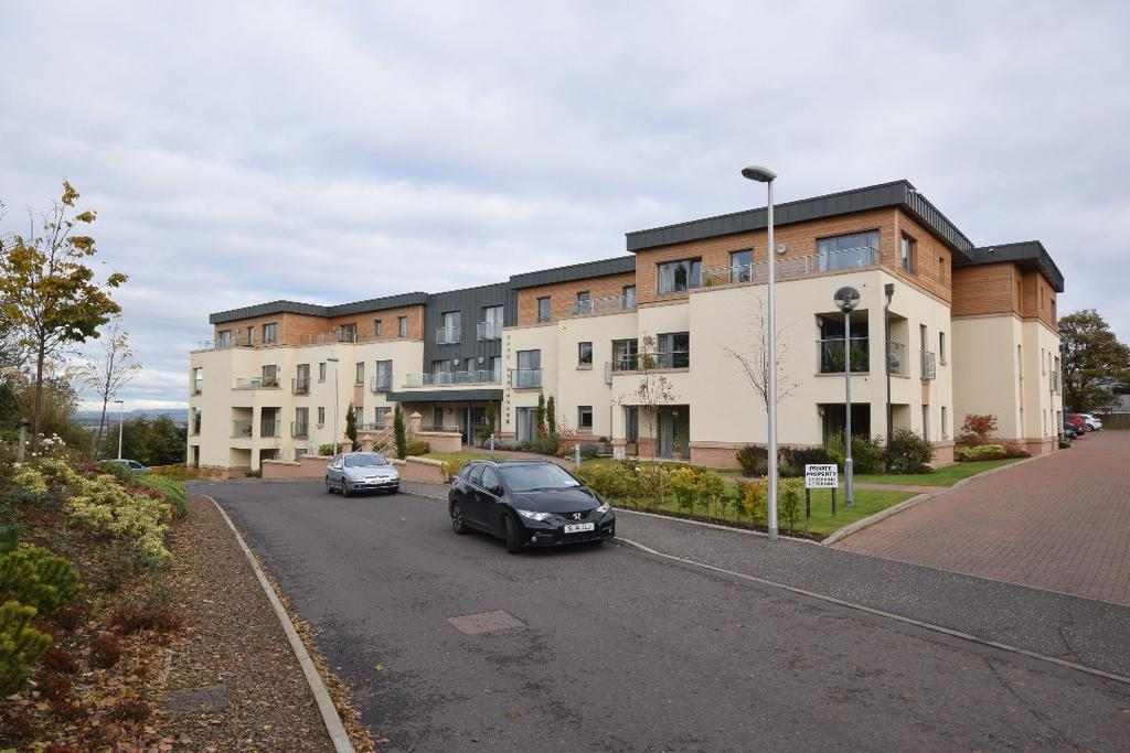 1 Bedroom Retirement Property for sale in Flat 34 Merrilees Gate , 50 Baberton Avenue , Juniper Green, Edinburgh, EH14 5DU