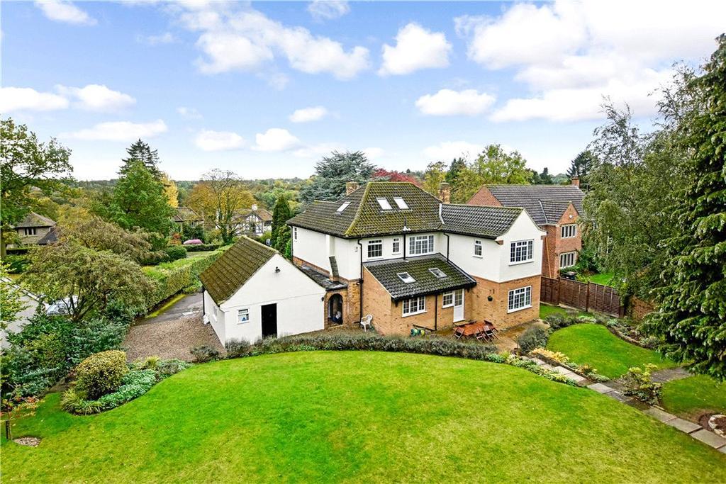 5 Bedrooms Detached House for sale in Lands Lane, Knaresborough, North Yorkshire, HG5