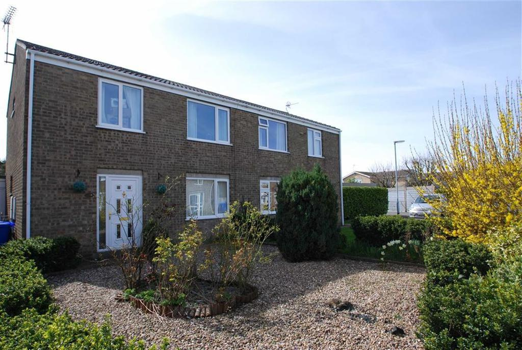 3 Bedrooms Semi Detached House for sale in Clarke Court, Wyberton, Boston