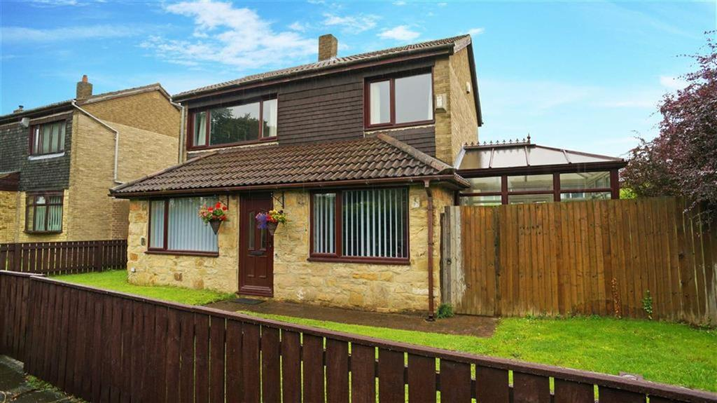 3 Bedrooms Detached House for sale in Dipton Grove, Cramlington