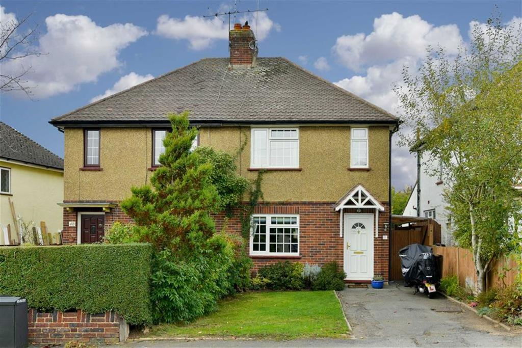 3 Bedrooms Semi Detached House for sale in The Crescent, Epsom, Surrey