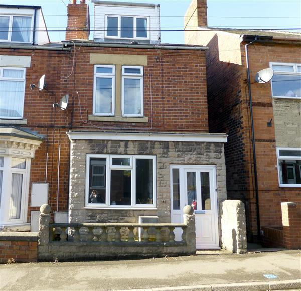 2 Bedrooms End Of Terrace House for sale in Wesley Road, Kiveton Park, Sheffield
