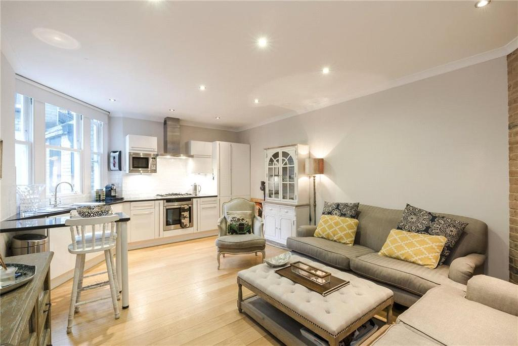 2 Bedrooms Flat for sale in Montagu Mansions, Marylebone, London, W1U