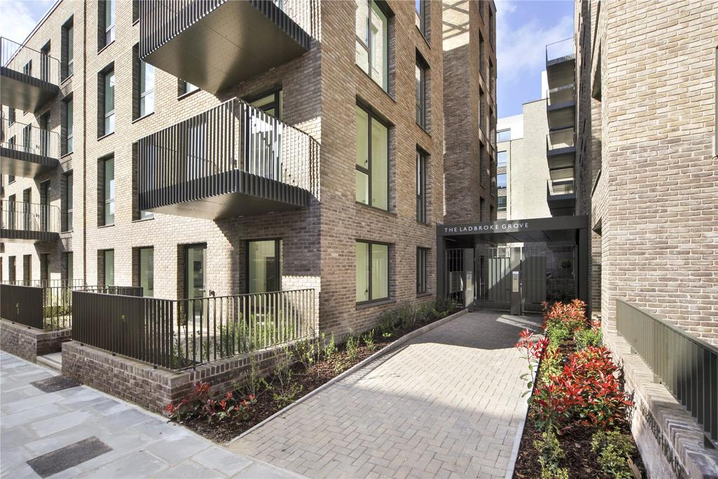 2 Bedrooms Flat for sale in Atrium Apartments, 12 West Row, Ladbroke Grove, London