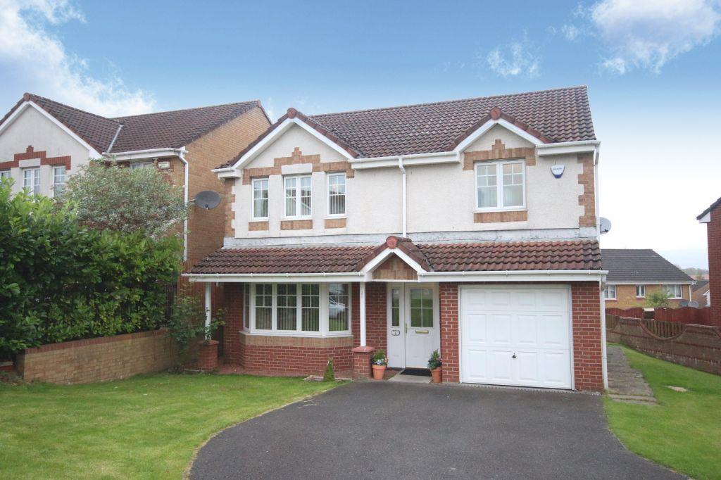 4 Bedrooms Detached Villa House for sale in 5 Miller Drive, Bishopbriggs, G64 1FB