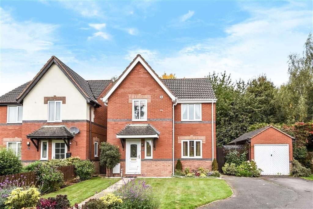 3 Bedrooms Detached House for sale in Banksia Close, Tiverton, Devon, EX16