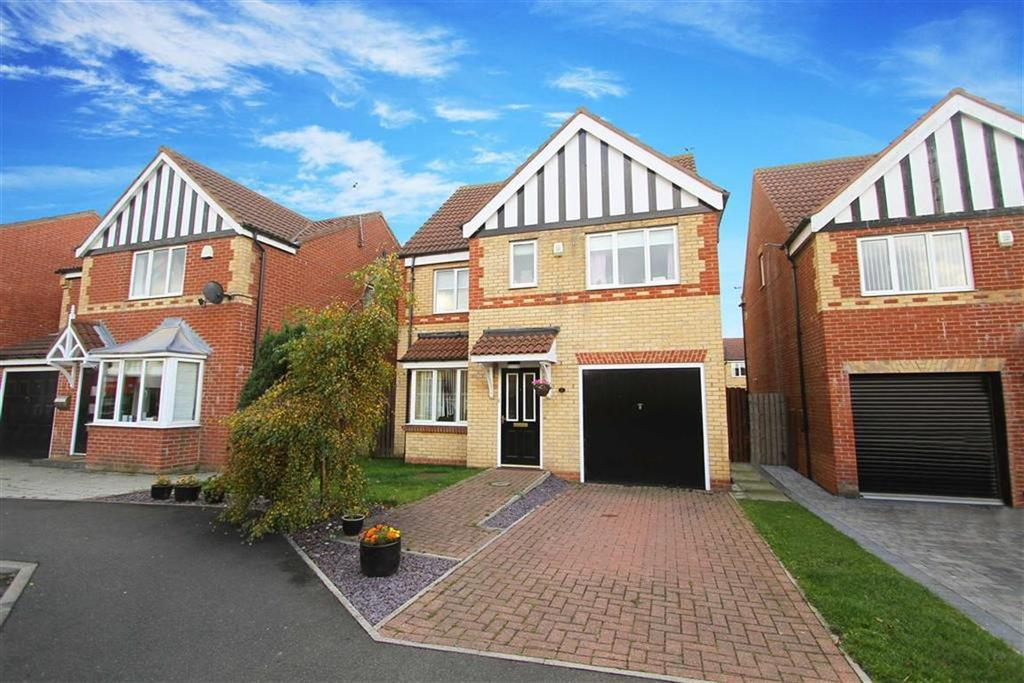 5 Bedrooms Detached House for sale in Carlisle Way, Holystone, Tyne And Wear