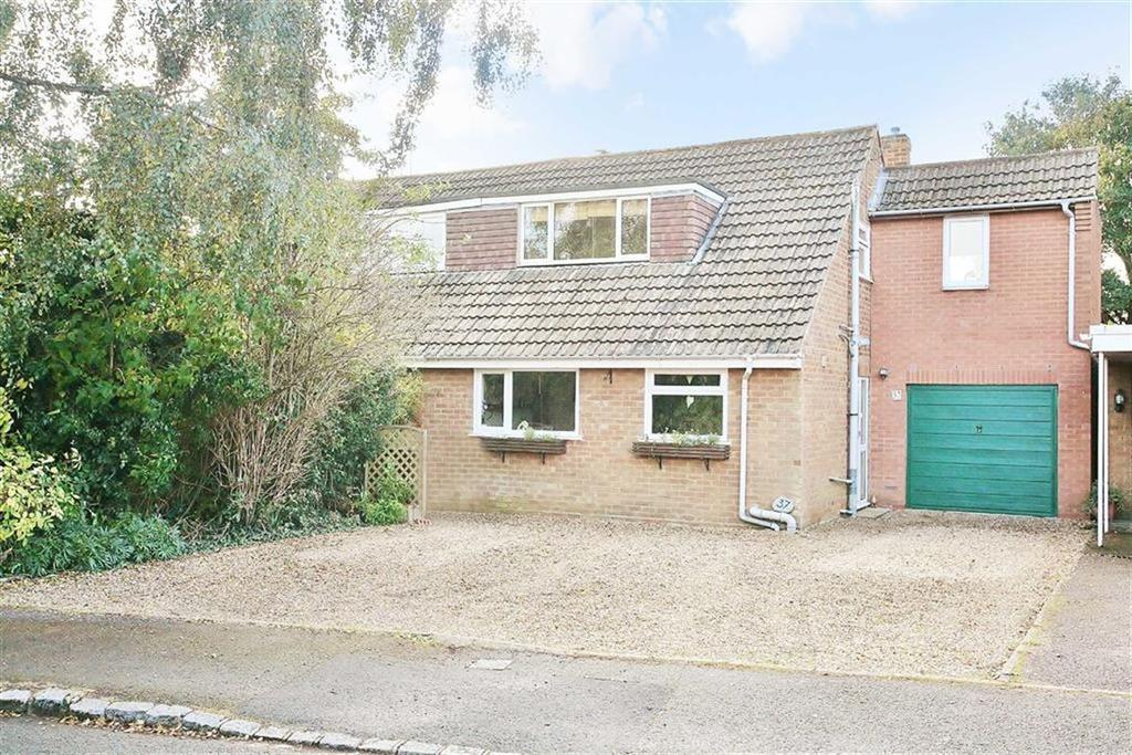4 Bedrooms Semi Detached House for sale in Blackwood Place, Bodicote