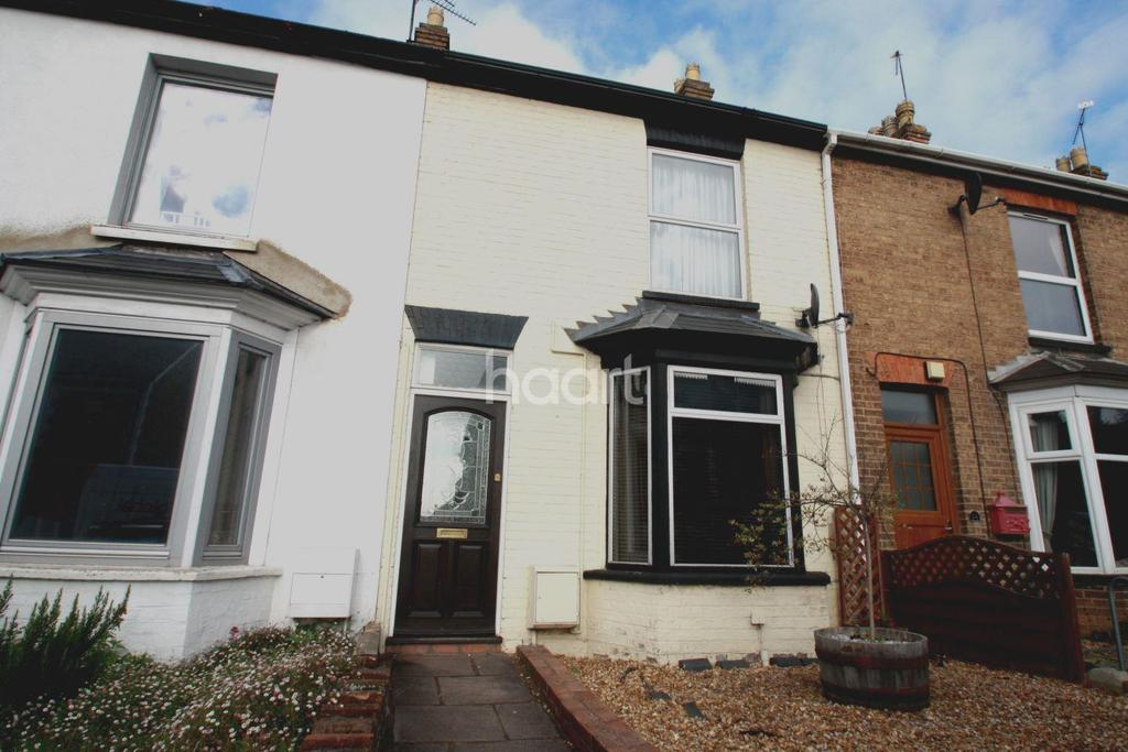 3 Bedrooms Terraced House for sale in Greenway Road, Taunton