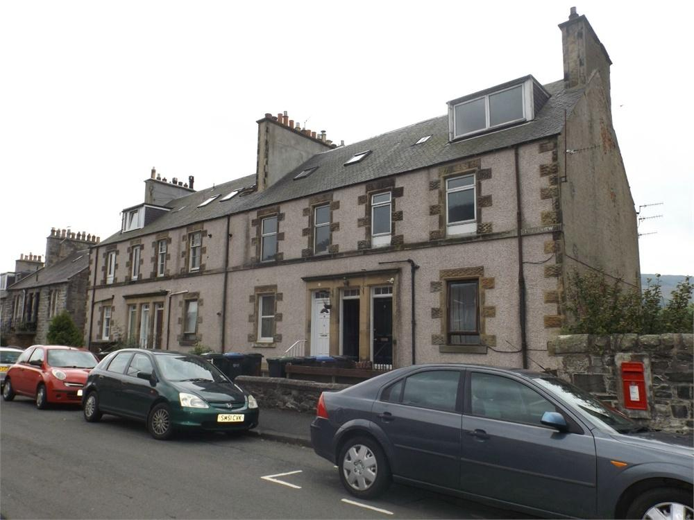 2 Bedrooms Maisonette Flat for sale in Tweedholm Avenue East, Walkerburn, Scottish Borders, Scotland