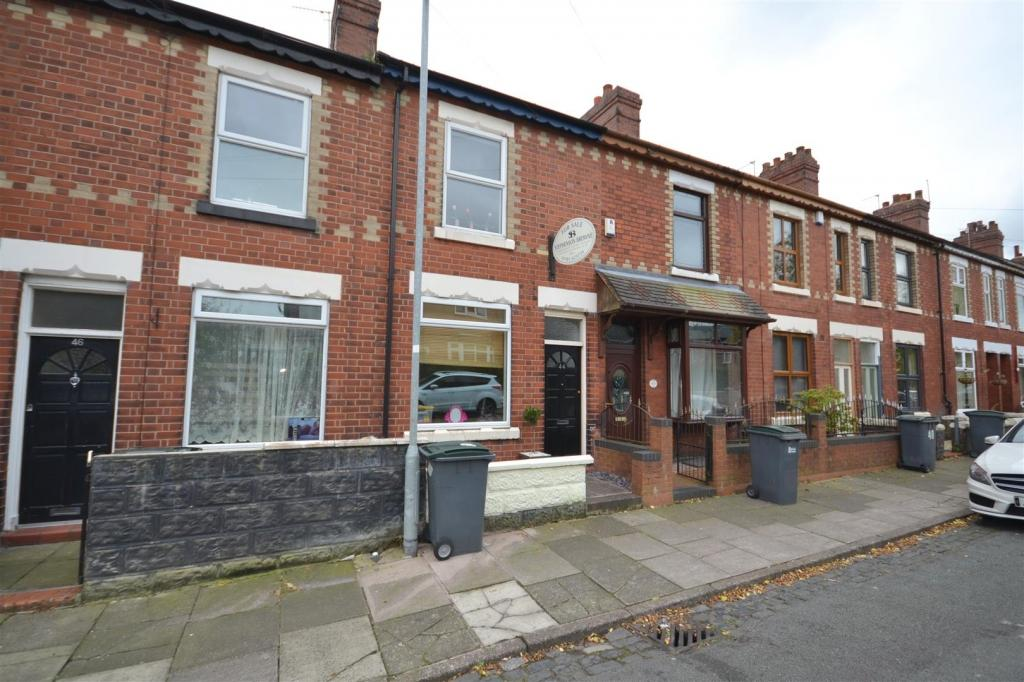 2 Bedrooms Terraced House for sale in Daintry Street, Oakhill, Stoke-On-Trent