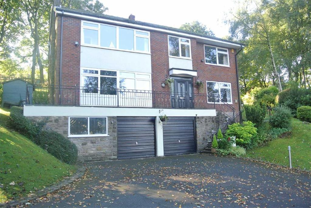 4 Bedrooms Detached House for sale in The Nook, Greenfield, SADDLEWORTH, OL3