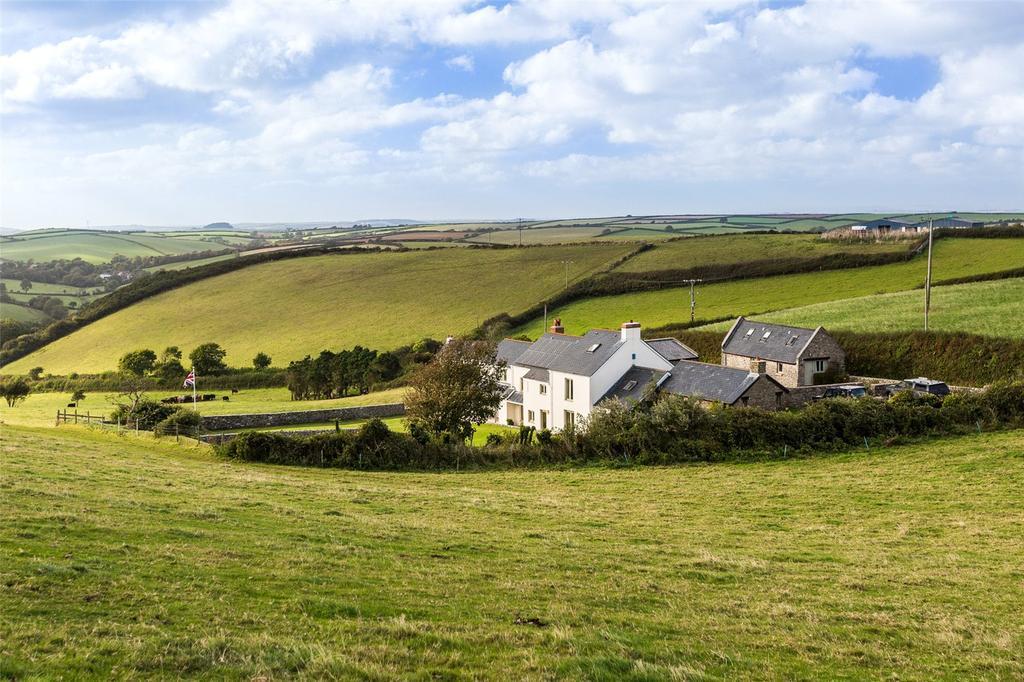 4 Bedrooms Detached House for sale in Start Point, Near Kingsbridge, Devon, TQ7