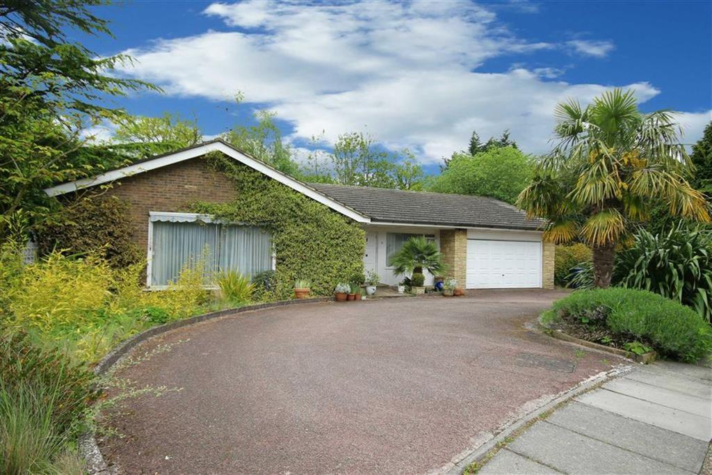 4 Bedrooms Bungalow for sale in Kerri Close, Arkley, Hertfordshire