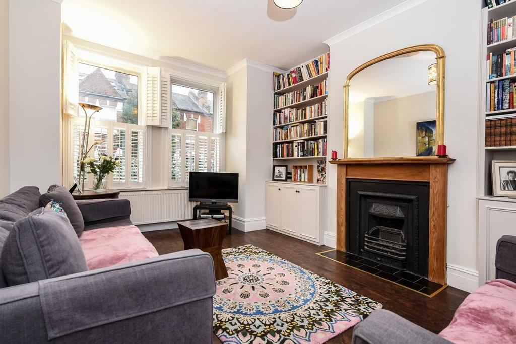 4 Bedrooms Terraced House for sale in Welham Road, Furzedown, SW16